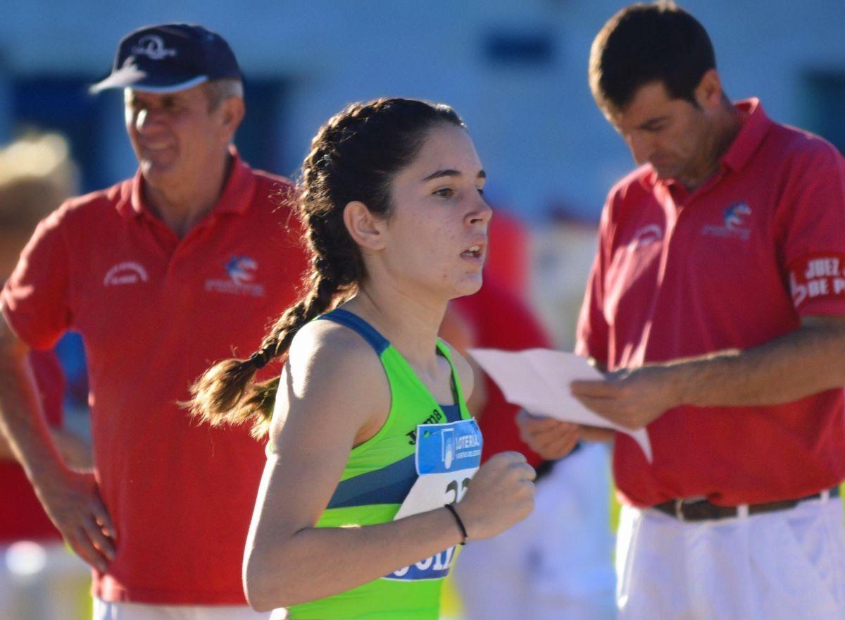 Cross Country signs Spain's Leonor Dobado Gallego