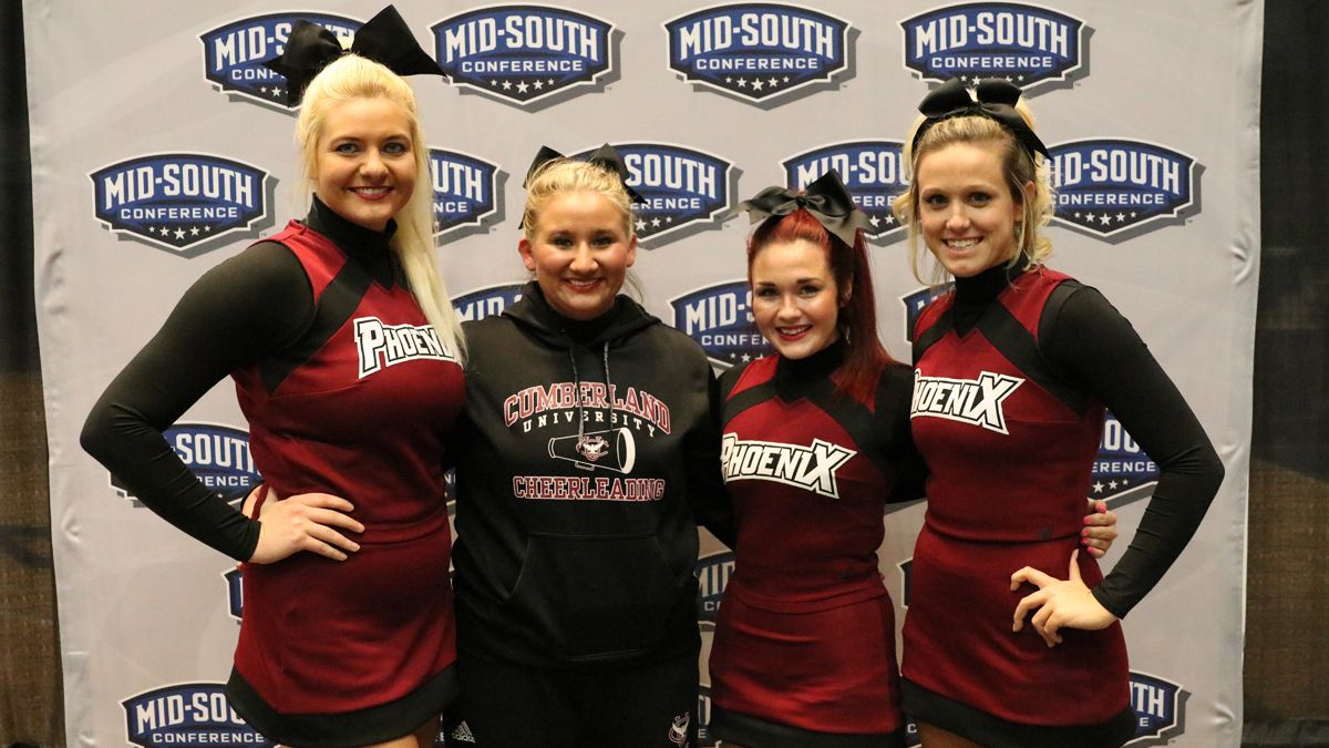 Cumberland quartet wins all-girls conference title