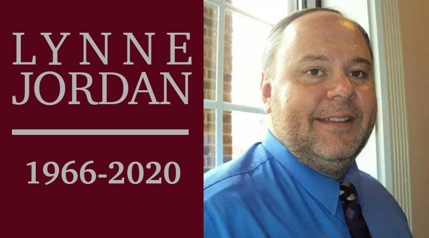 The Cumberland Athletic family mourns the passing of Lynne Jordan