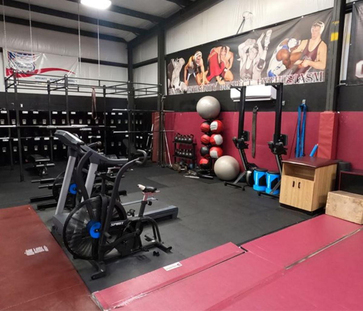Wrestling Training Center Picture 8