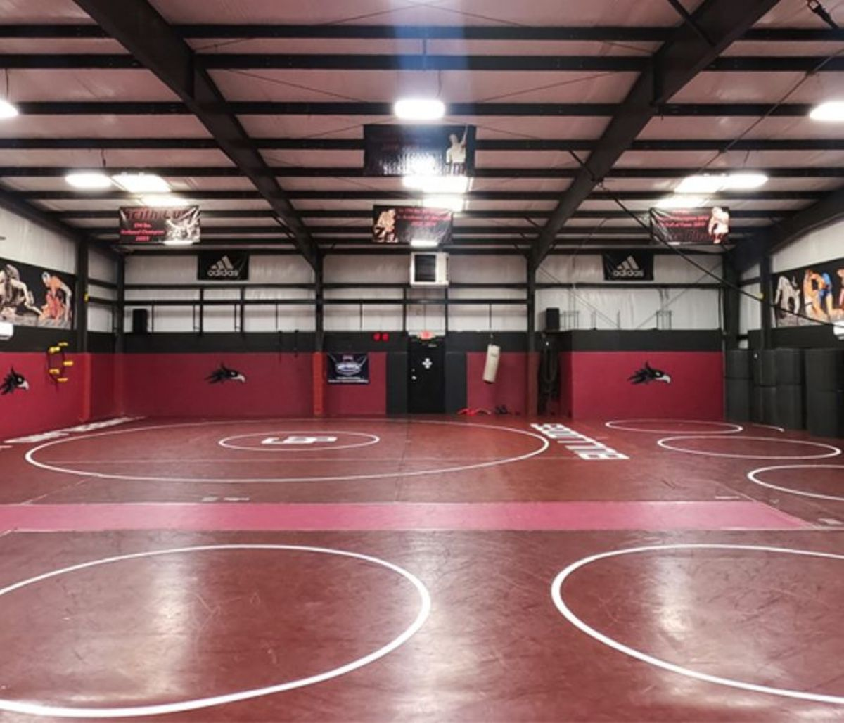 Wrestling Training Center Picture 7