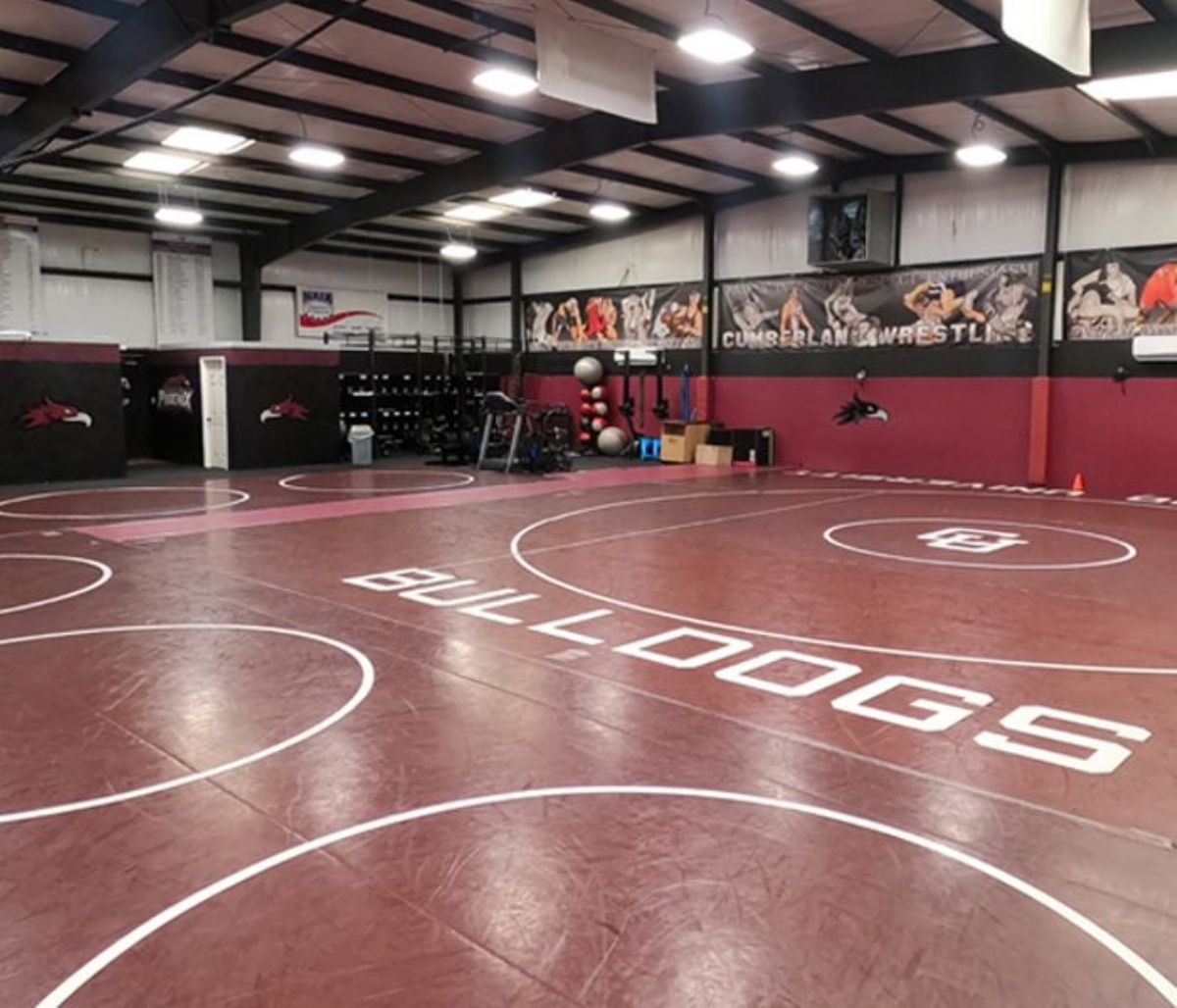 Wrestling Training Center Picture 6