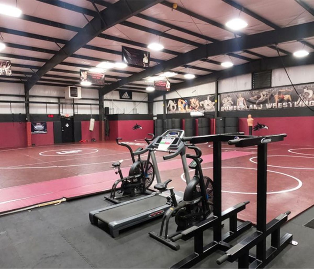 Wrestling Training Center Picture 5