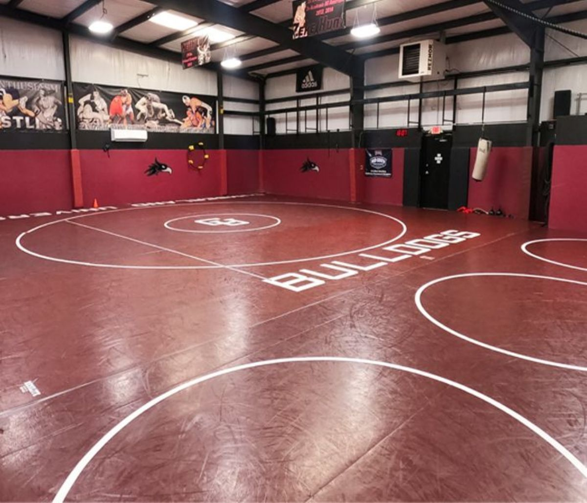 Wrestling Training Center Picture 4