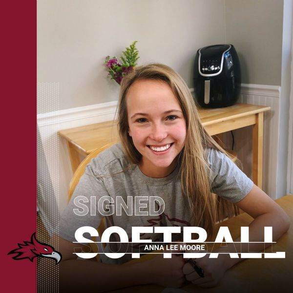Moore signs with Cumberland Softball