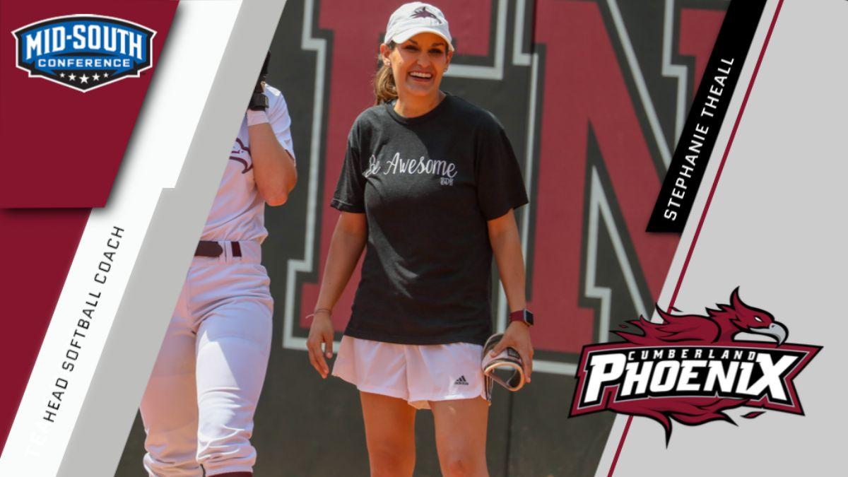 Theall named Phoenix Softball's next Head Coach