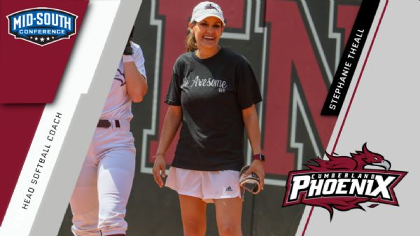 Theall named Phoenix Softball's next Head Coach