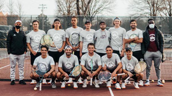 Men's Tennis earns ITA Community Service Award