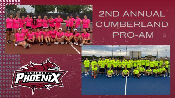 CU Tennis hosts 2nd Annual Pro-Am