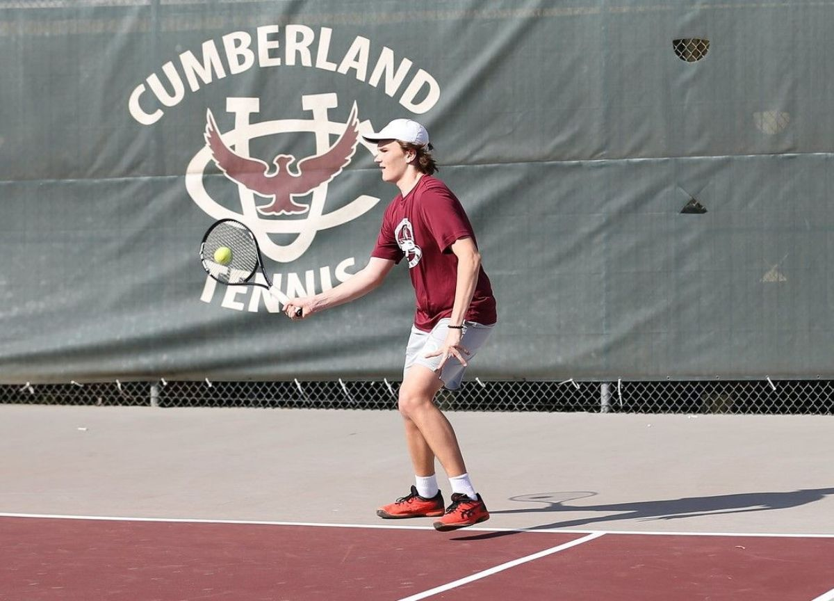 Men's Tennis falls 4-1 to the University of the Cumberlands