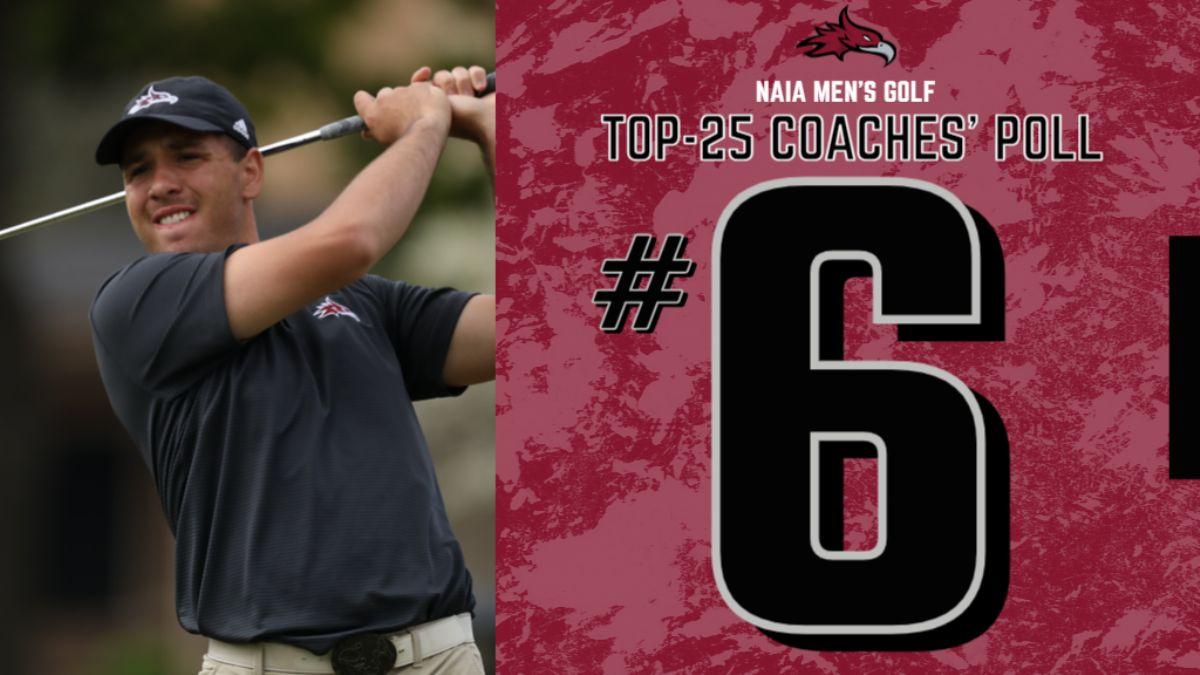 Phoenix Golf Ranked 6th in Preseason NAIA Poll