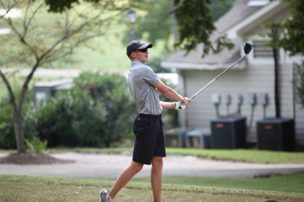 Men's Golf opens day one at the Invite at Innisbrook