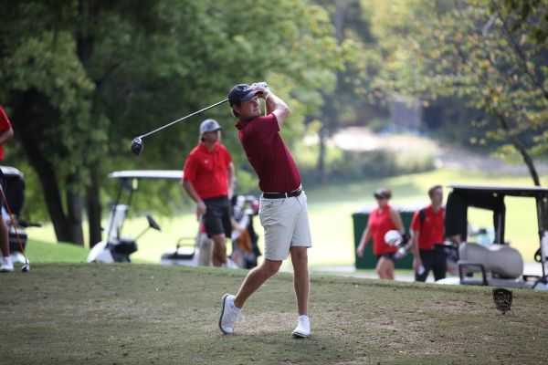 Men's Golf takes Fifth at AAC Fall Championship