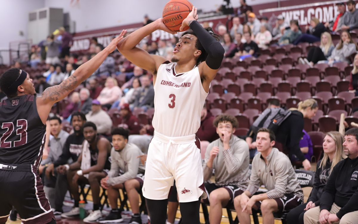 Campbellsville sweeps the season series with Cumberland, 73-65