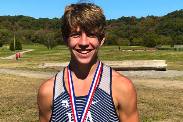 Men's Cross Country and Track adds Ethan Rhoden