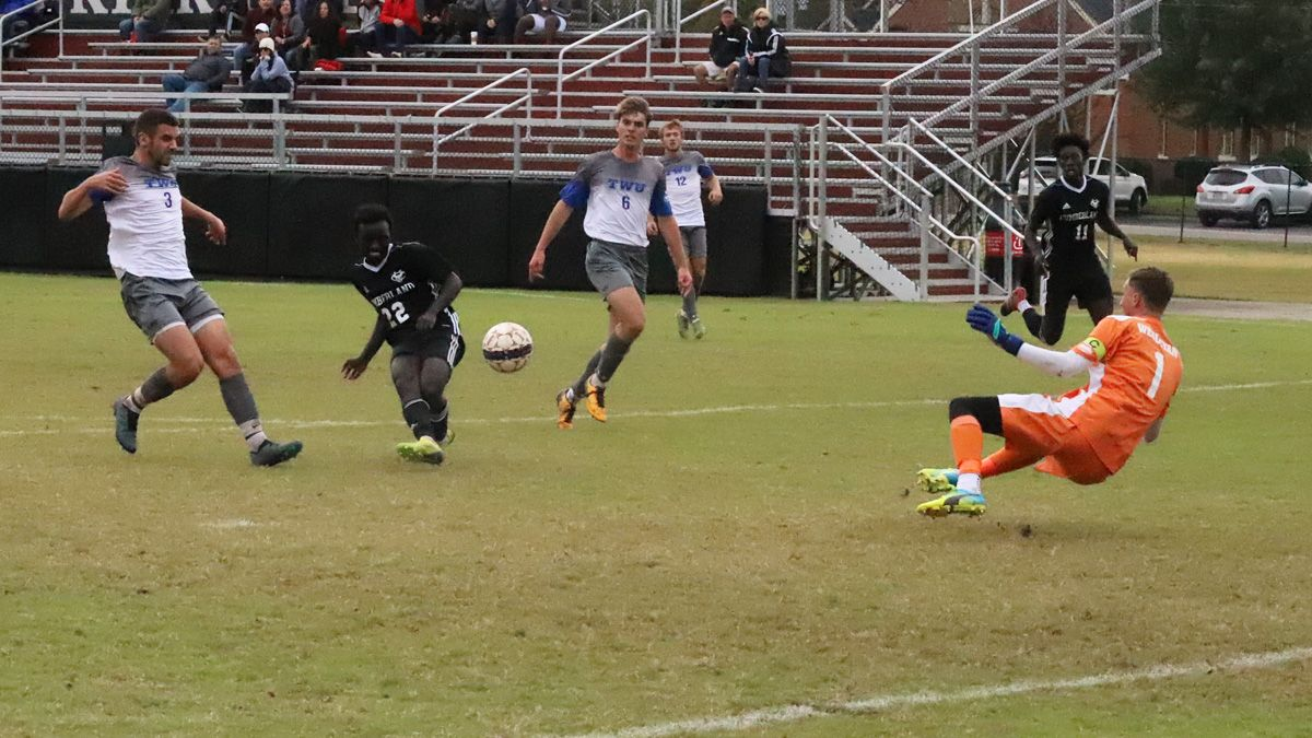Abdi's goal leads CU to 1-1 draw