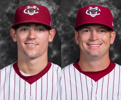 Hall, Lind both voted Academic All-District