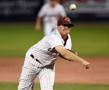 Fast start, good pitching leads 10-1 victory