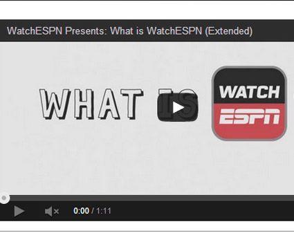Remaining World Series games on ESPN3