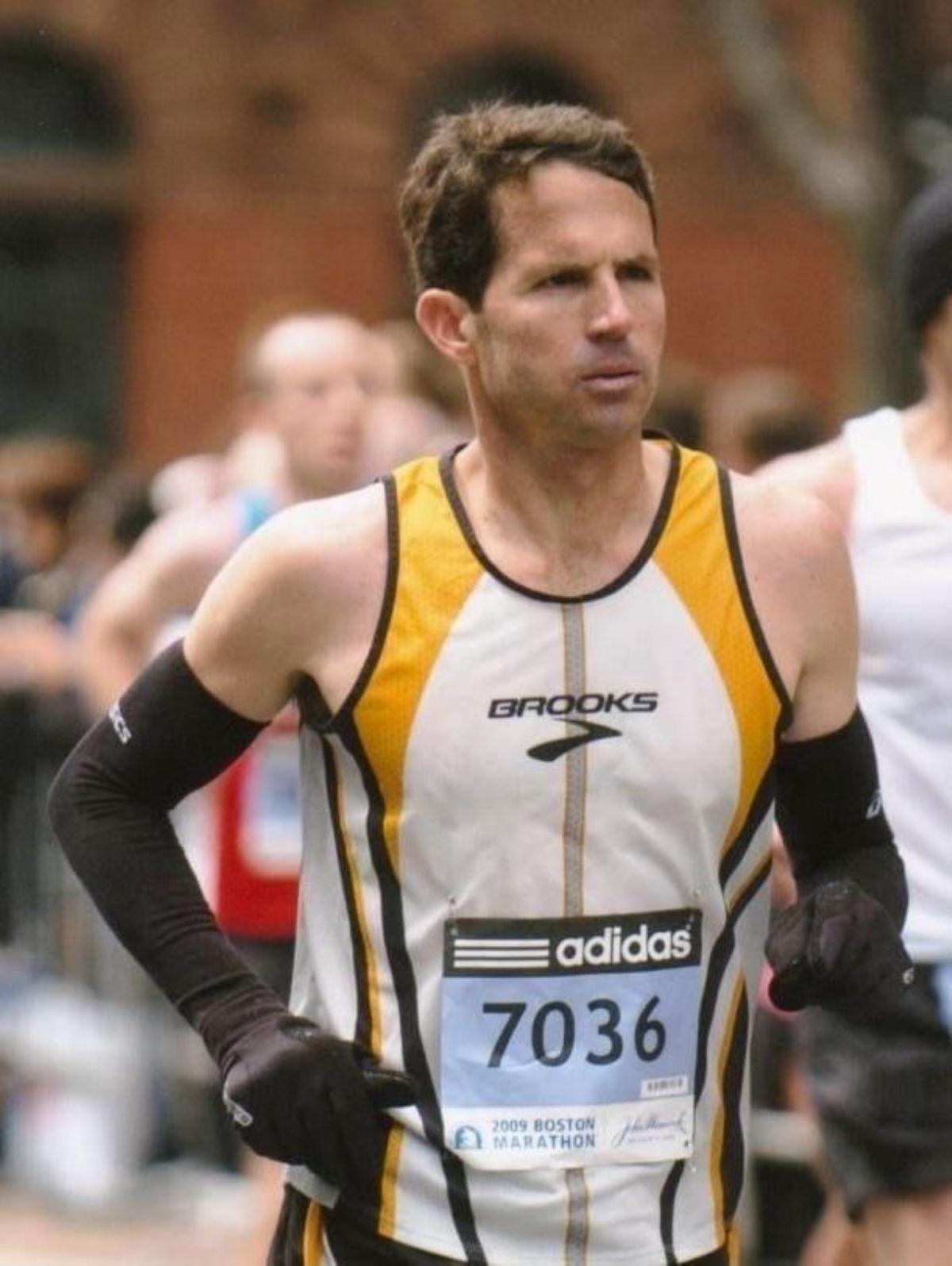 Coach Seckel Qualifies for his 13th consecutive Boston Marathon