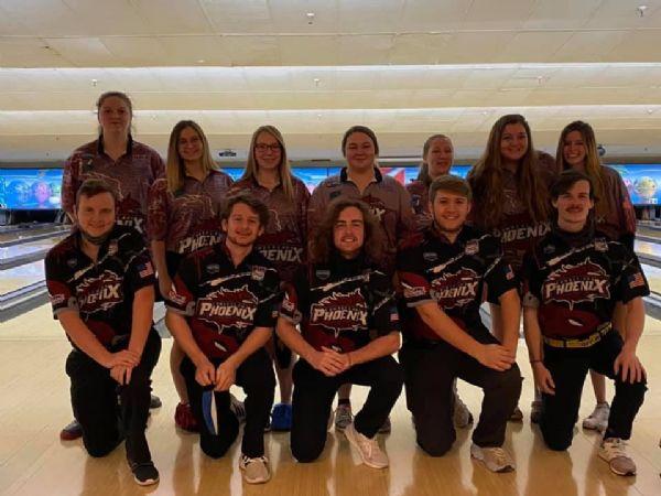 Men's Bowling finishes 12th at Cincinnati Collegiate Classic