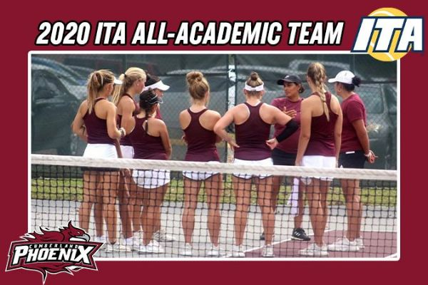 Women's Tennis named ITA All-Academic Team