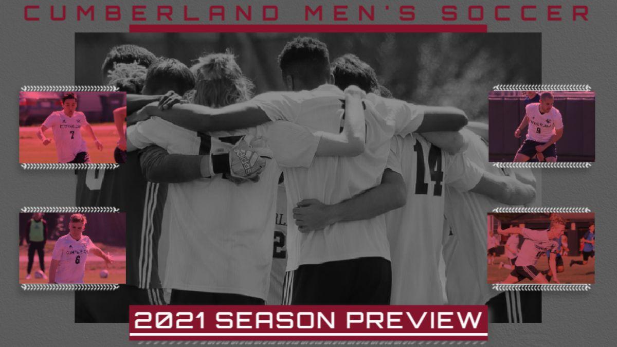 Cumberland Men's Soccer Season Preview