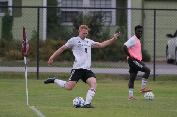 Walsh scores Golden Goal to beat Georgetown on Senior Day