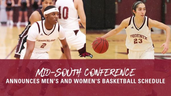 Mid-South Conference announces Basketball Schedules