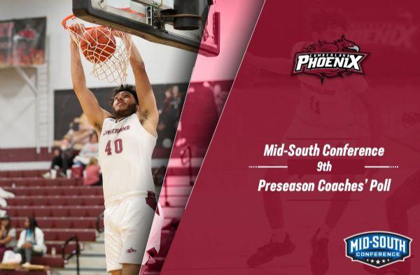 Phoenix men's hoops selected ninth in MSC Preseason Coaches' Poll