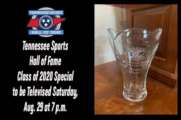 Tennessee Sports Hall of Fame Class of 2020 Special to be televised on Aug. 29