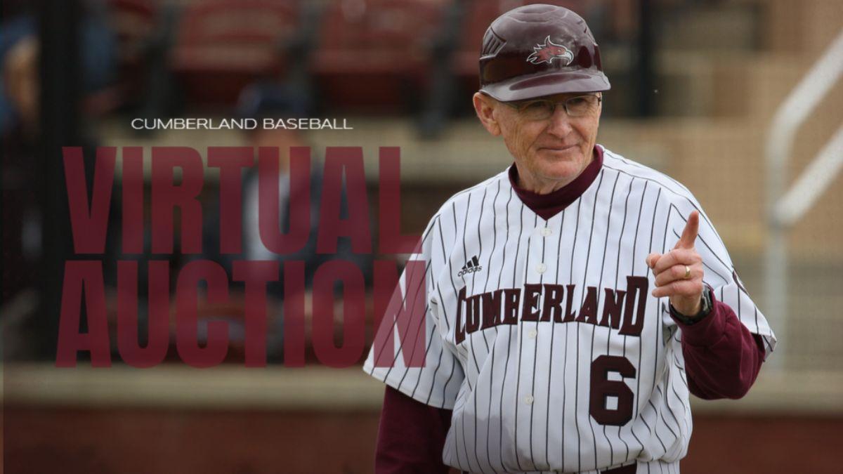 Cumberland Baseball launches Virtual Auction