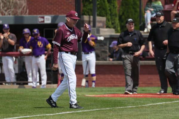 Hall of Fame Coach Woody Hunt's Career closes as Bethel sweeps MSC Opening Round