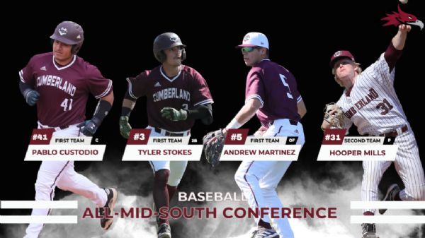 Four Baseball players earn All-MSC accolades