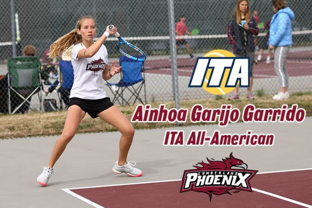 Garijo Garrido garners ITA All-America accolades