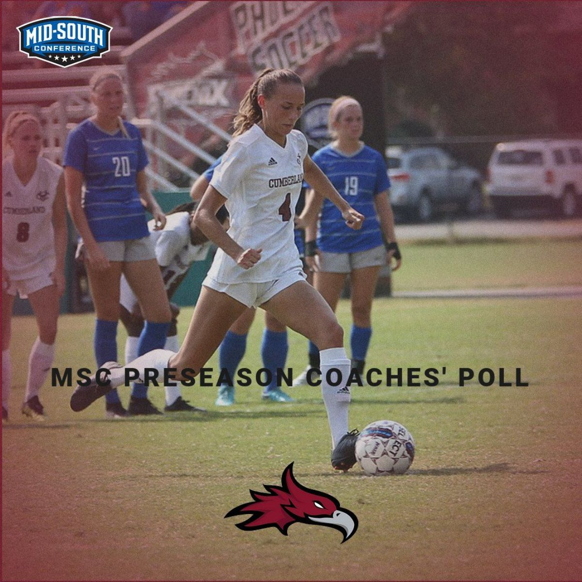 Phoenix Women's Soccer selected Fourth in MSC Preseason Coaches Poll