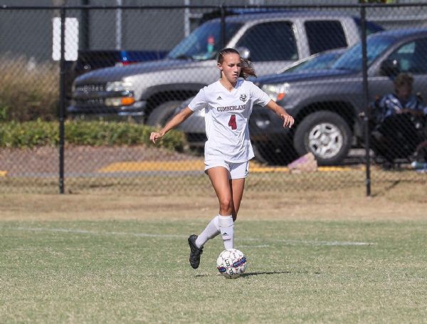 Cumberland Women's Soccer tops Life University 1-0 on the road