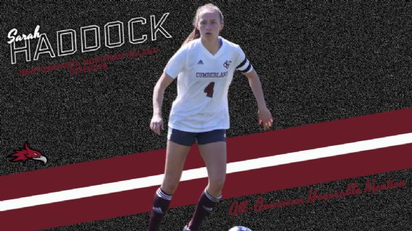 Haddock named NAIA All-American Honorable Mention