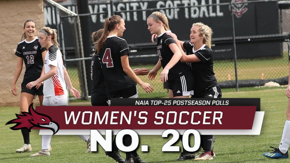 Women's Soccer finishes the season ranked No. 20