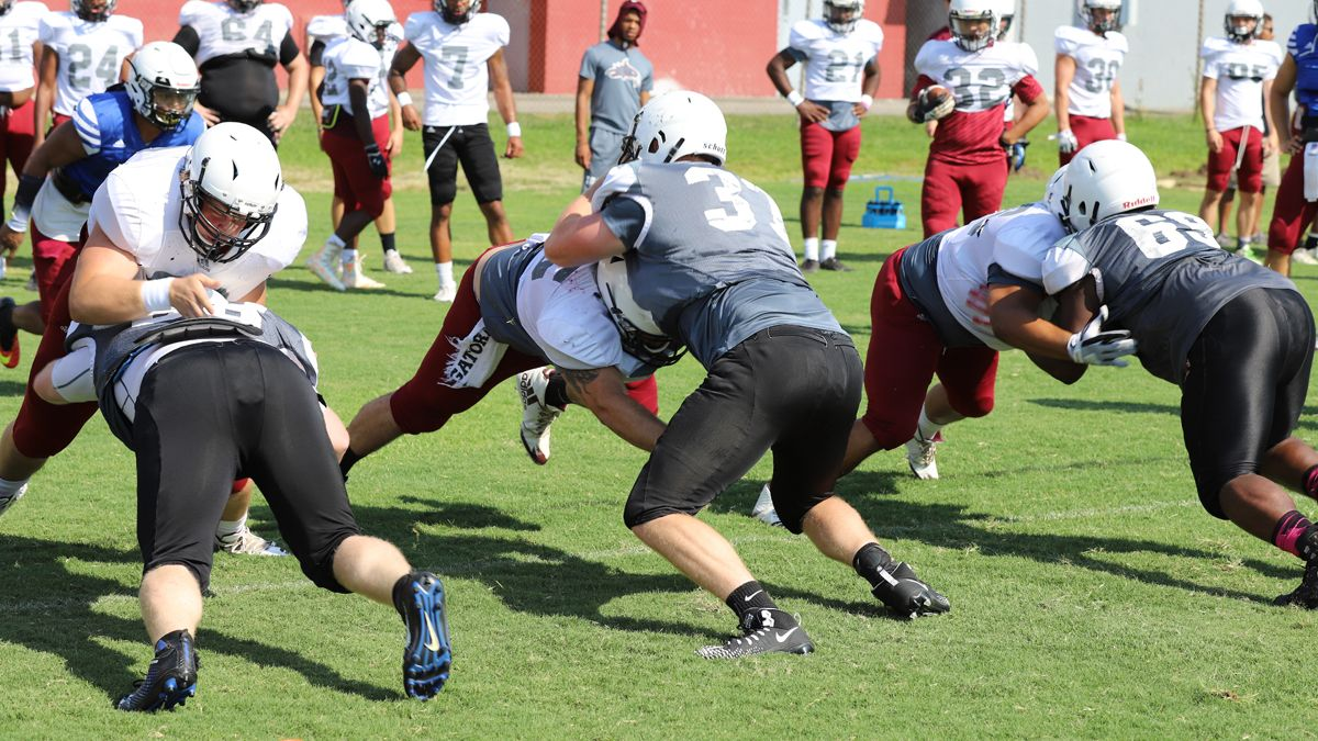 Phoenix complete first week of fall camp