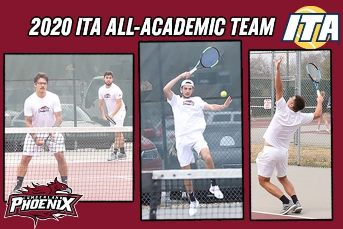 Men's Tennis earns ITA All-Academic Team Award