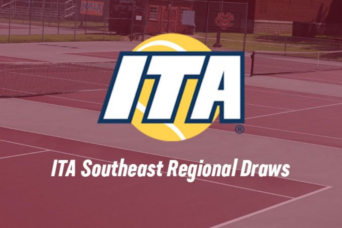 Draws released for ITA Southeast Regional