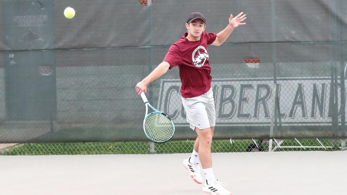 Men's Tennis breeze past Shawnee State