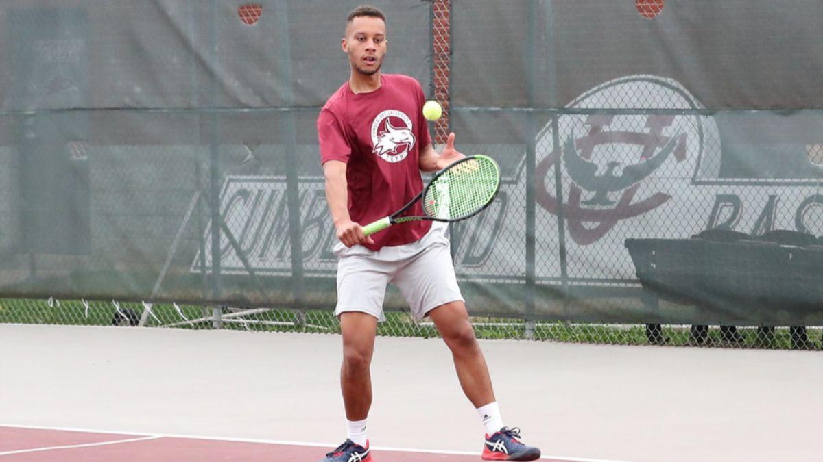 Tennis edges RedHawks 4-3