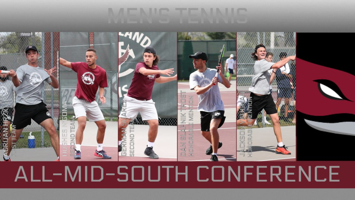 Five Phoenix earn All-Mid-South Accolades
