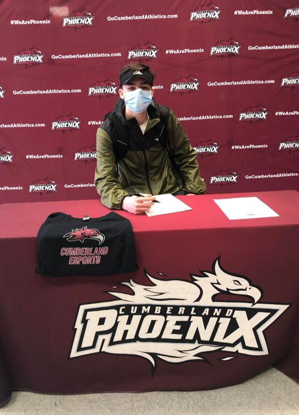 Fraley Signs with eSports