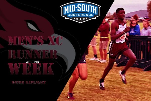 Kiplagat selected for MSC Runner of the Week honor