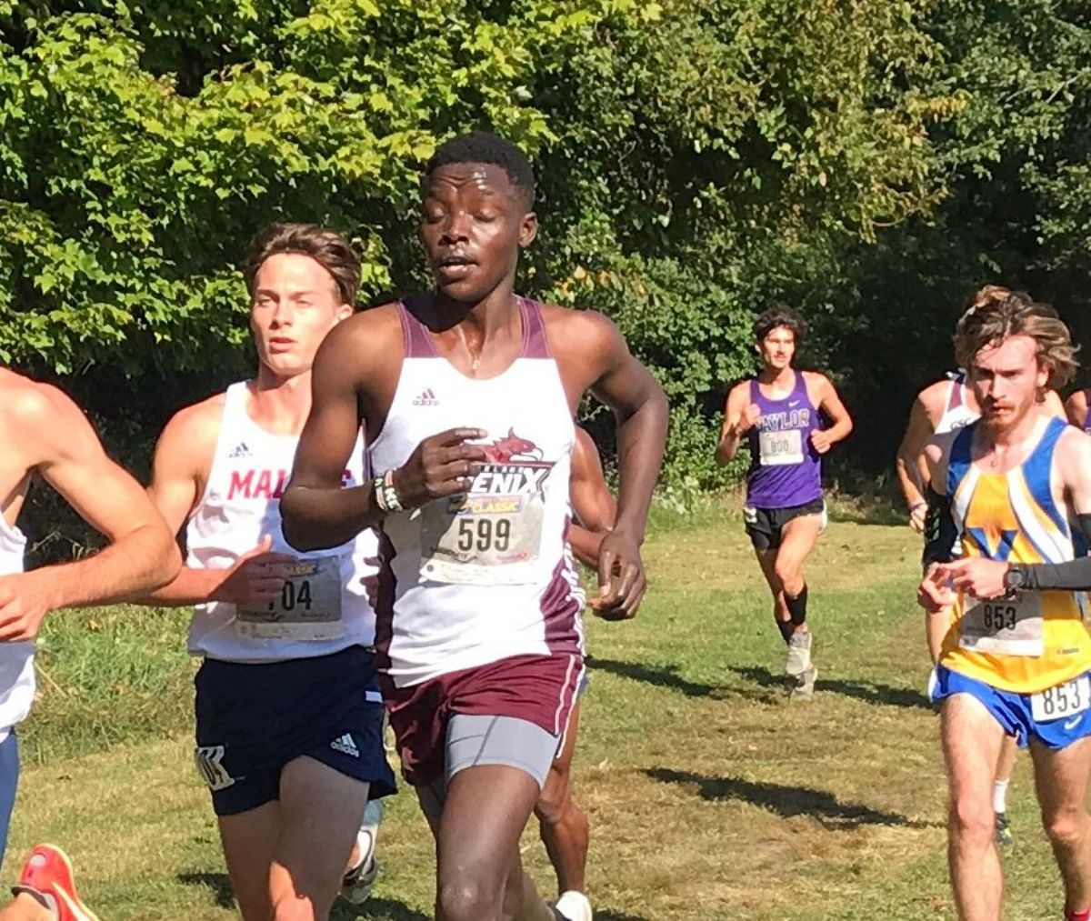 Kiplagat paces Men's XC at 'Live in Lou' Cross Country Classic