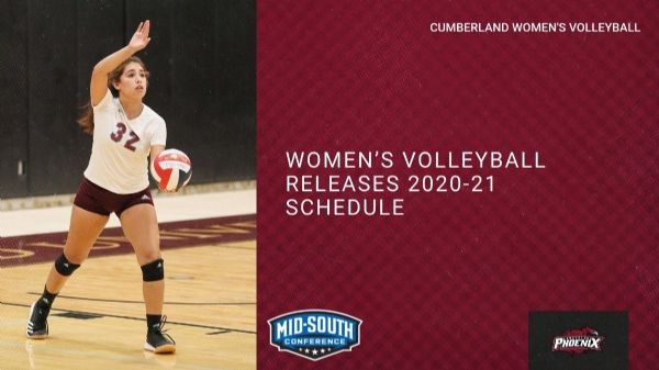 Mid-South Conference announces 2020-21 Women's Volleyball Schedule
