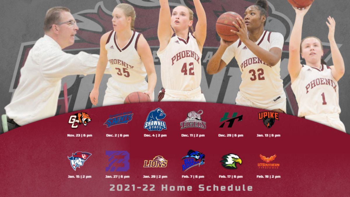 Women's Basketball announces 2021-22 Schedule